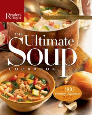 Details about The Ultimate Soup Cookbook