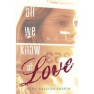 Details about All we know of love