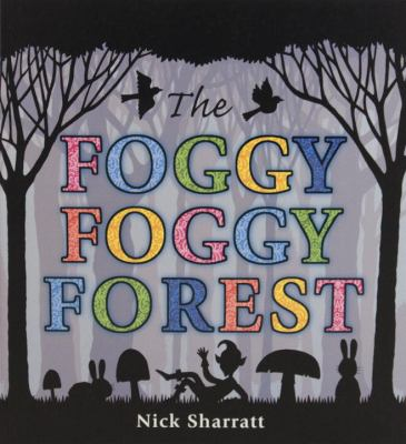 Details about The Foggy, Foggy Forest