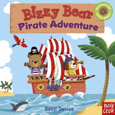 Details about Bizzy Bear: Pirate Adventure
