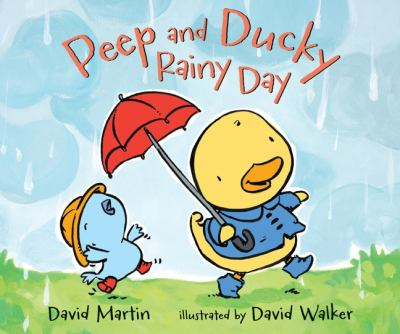Details about Peep and Ducky Rainy Day