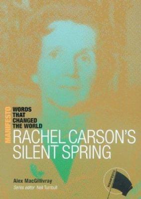 Details about Rachel Carson's Silent spring