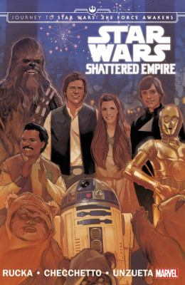 Details about Shattered Empire
