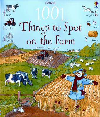 Details about 1001 Things to Spot on the Farm