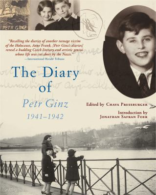 Details about The diary of Petr Ginz, 1941-1942