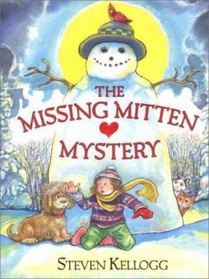 Details about The Missing Mitten Mystery