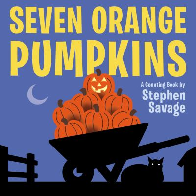 Details about Seven Orange Pumpkins Board Book