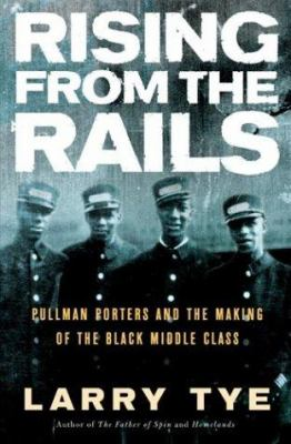 Details about Rising from the Rails