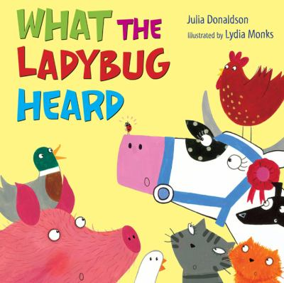 Details about What the Ladybug Heard