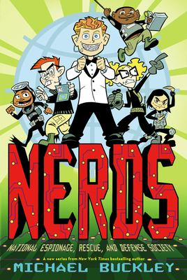 Details about NERDS : National Espionage, Rescue, and Defense Society