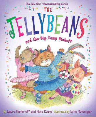 Details about The Jellybeans and the Big Camp Kickoff