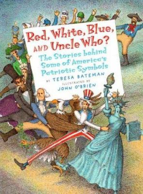 Details about Red, White, Blue, and Uncle Who?