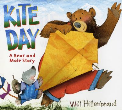 Details about Kite Day: A Bear and Mole Story