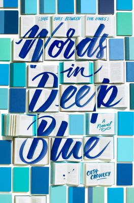 Details about Words in Deep Blue