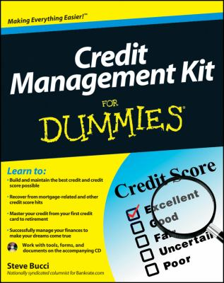Details about Credit management kit for dummies