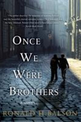 Details about Once We Were Brothers