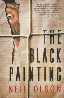 Details about The Black Painting