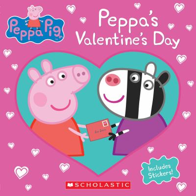 Details about Peppa Pig: Peppa's Valentine's Day