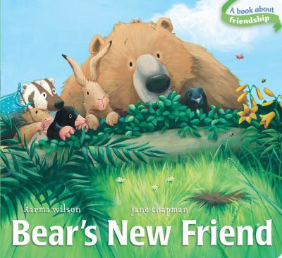 Details about Bear's New Friend