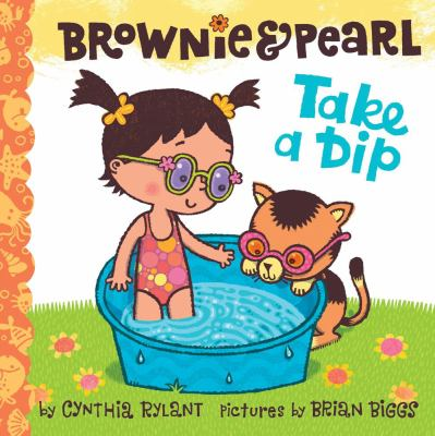 Details about Brownie & Pearl Take a Dip