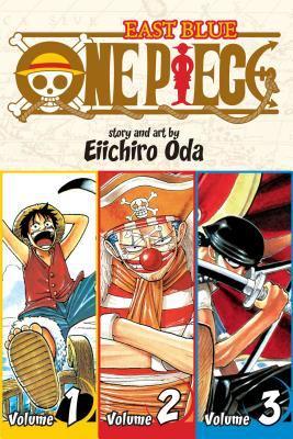 Details about One Piece: East Blue 1-2-3, Vol. 1 (Omnibus Edition)
