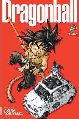 Details about Dragon Ball (3-in-1 Edition), Vol. 1