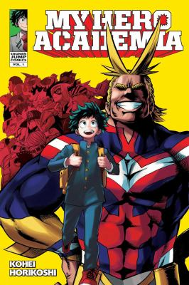 Details about My Hero Academia, Vol. 1