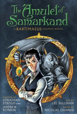 Details about The Amulet of Samarkand : a Bartimaeus graphic novel