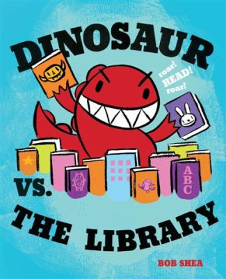 Details about Dinosaur vs. The Library