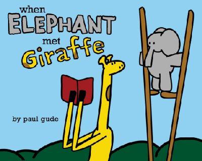 Details about When Elephant Met Giraffe