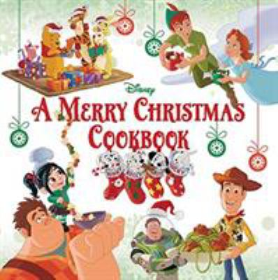 Details about A Merry Christmas Cookbook