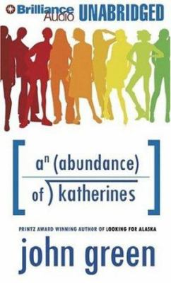 Details about An Abundance of Katherines (sound recording)