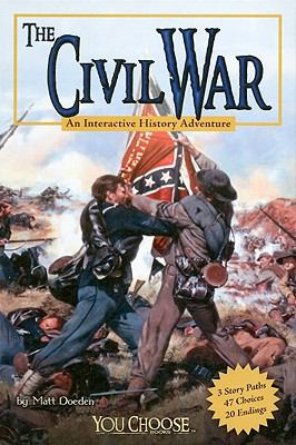 Details about The Civil War : An Interactive History Adventure