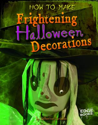 Details about How to Make Frightening Halloween Decorations