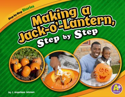Details about Making a Jack-o'-lantern, Step by Step