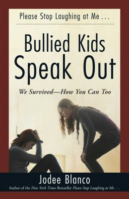 Details about Bullied Kids Speak Out: We Survived-How You Can Too