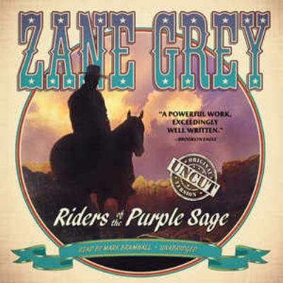 Details about Riders of the Purple Sage: The Restored Edition (sound recording)
