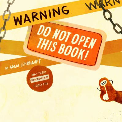 Details about Warning: Do Not Open This Book!