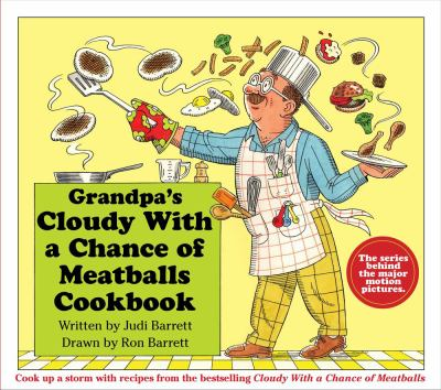 Details about Grandpa's Cloudy With a Chance of Meatballs Cookbook