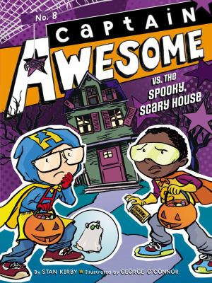 Details about Captain Awesome vs. the Spooky, Scary House