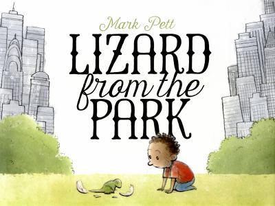 Details about Lizard from the Park