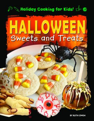 Details about Halloween sweets and treats