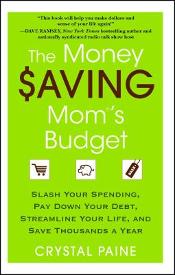 Details about The money saving mom's budget