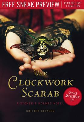 Details about The Clockwork Scarab (Sneak Preview)