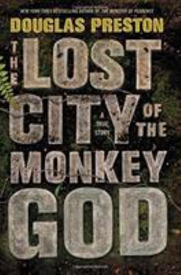 Details about The Lost City of the Monkey God