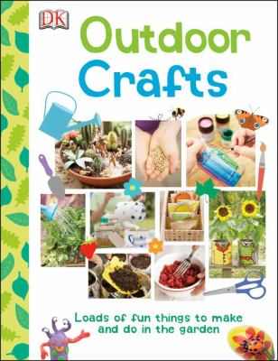Details about Outdoor Crafts : Lots of Fun Things to Make and Do Outside