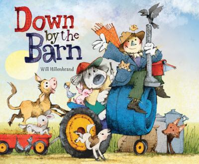 Details about Down by the Barn