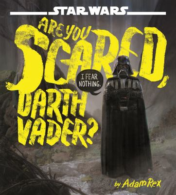 Details about Star Wars Are You Scared, Darth Vader?