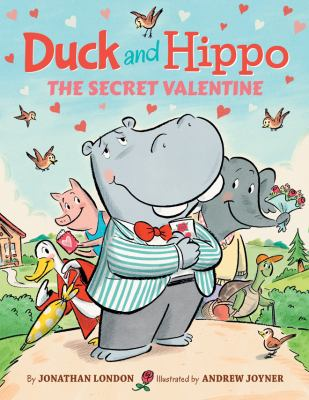 Details about Duck and Hippo the Secret Valentine