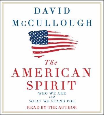 Details about The American Spirit (sound recording)